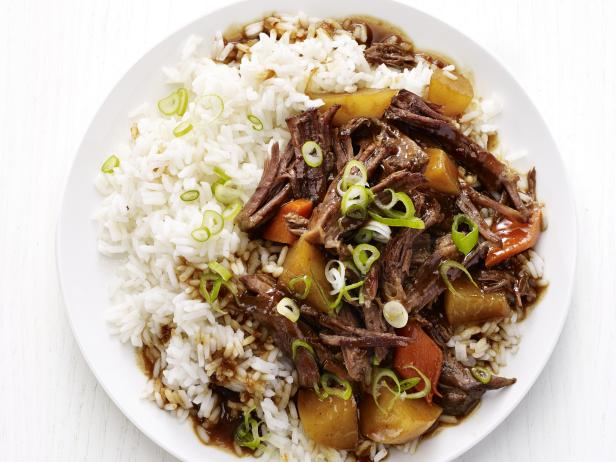 Slow-Cooker Chinese Barbecue Beef