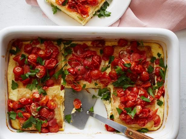 Grilled Cheese-and-Tomato Casserole