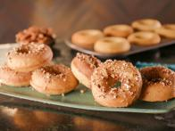 Brown Butter and Bourbon Maple-Glazed Doughnuts