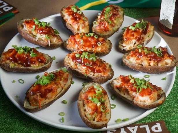 Cleveland Stuffed Potatoes