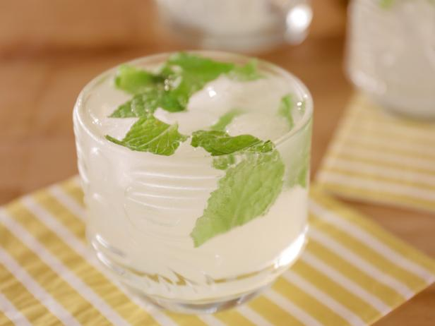 Lime and Coconut Mojitos