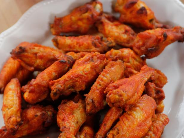 Kicked Up Spicy Wings