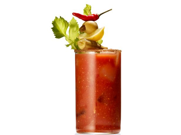 Bloody Mary Pick-Me-Up