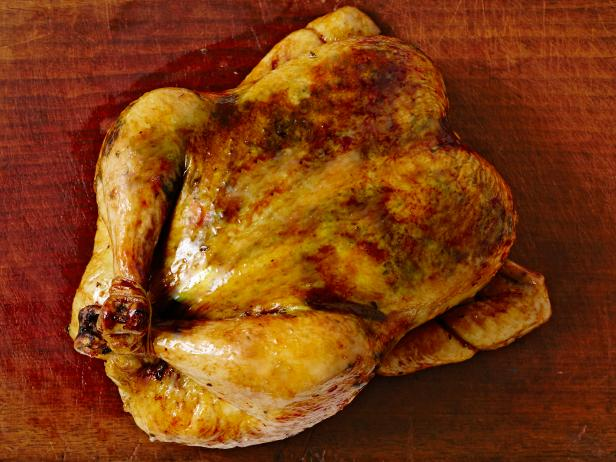 roast chicken with blood orange fennel salad - Ina Garten Fennel Salad