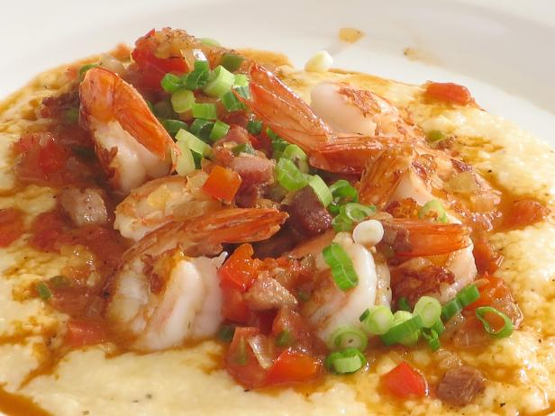 Food Network Shrimp And Grits Tomatoes