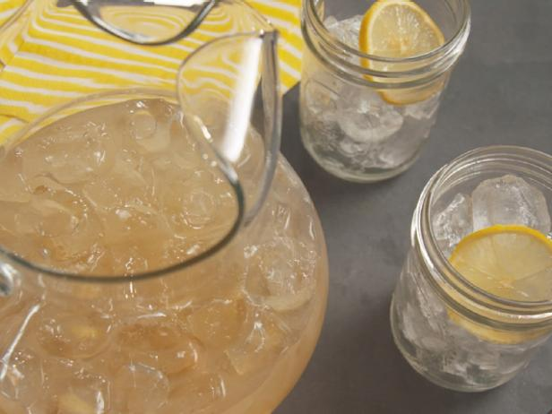 Honey-Ginger Lemonade