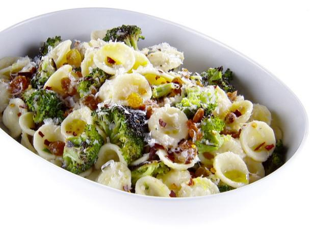 Orecchiette with Broccoli and Pecorino