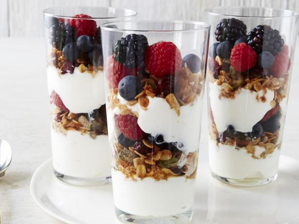 Granola Parfaits