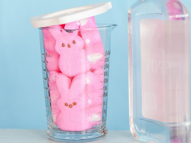 Peeps infused Vodka
