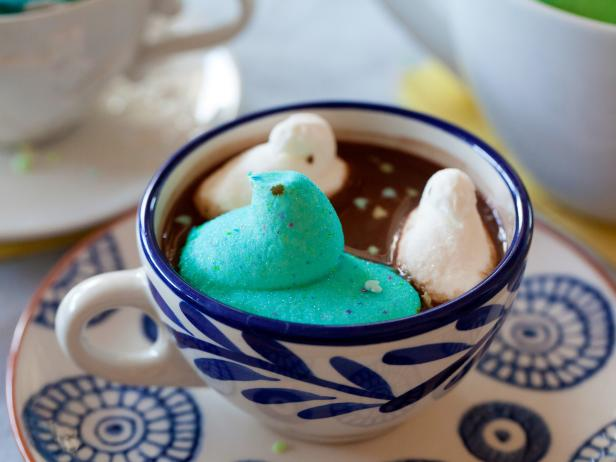 Hot Chocolate Peeps