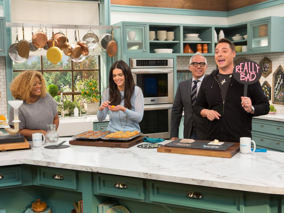 The Kitchen Cast Marcella food network magazine star kitchens chefs food network food