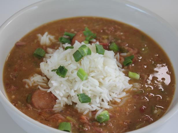 Chicken and Turkey Gumbo