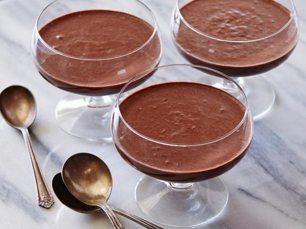 Chocolate-Chia Pudding