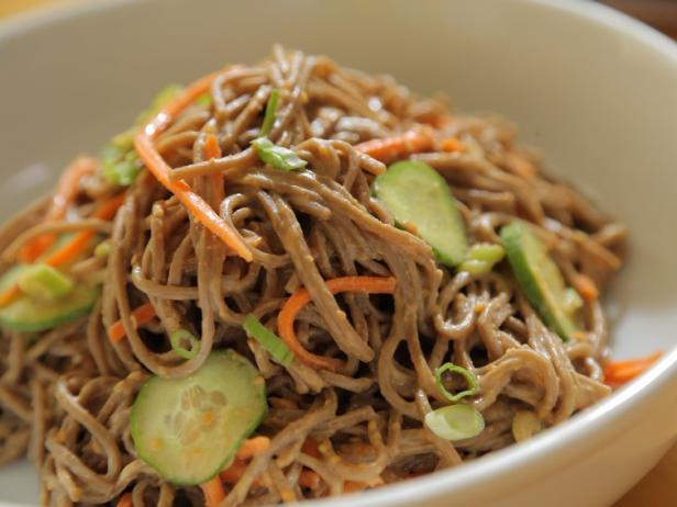 So Good Soba Noodle Salad