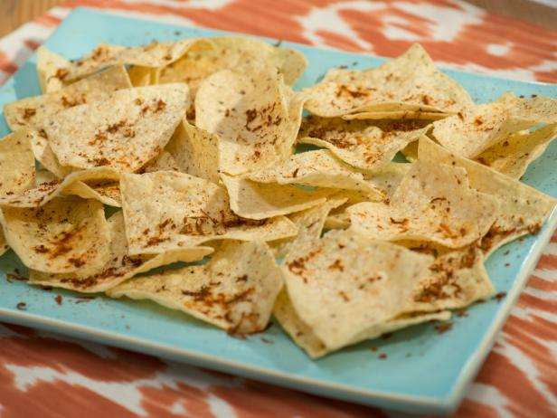 Smoky Lime Tortilla Chips