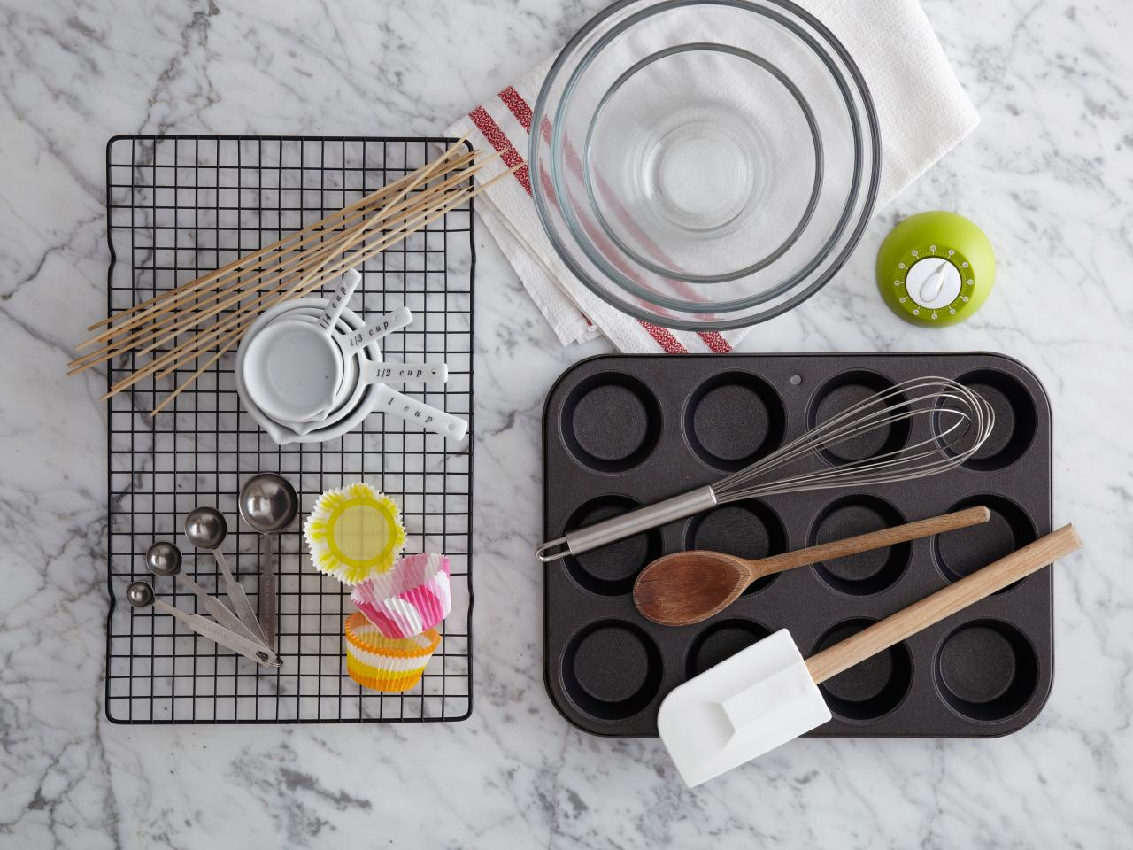 Cupcake Tools And Equipment Guide Food Network Easy