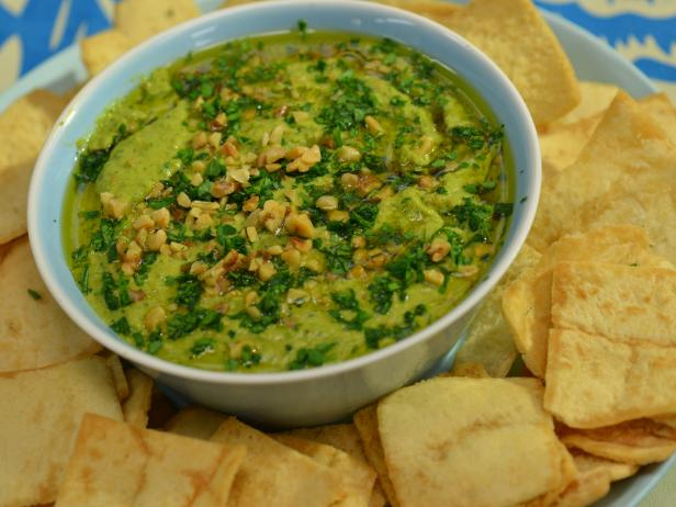 Sunny's Roasted Garlic and Frozen Veggie Dip