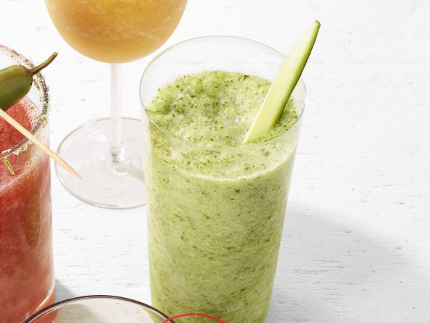 Cucumber Cooler Slushies
