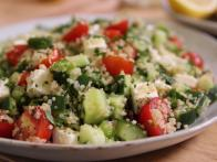 Quinoa Tabbouleh with Feta