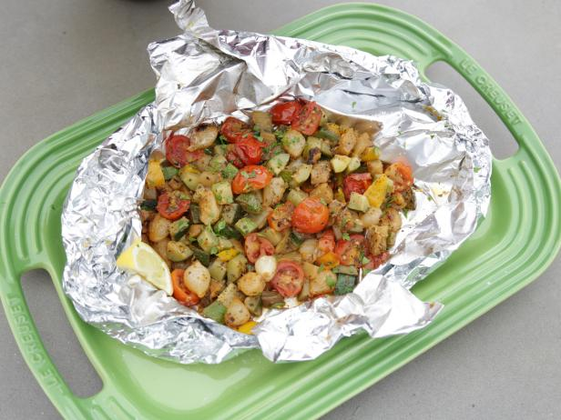Sunny's Easy Grilled Ratatouille