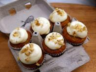 Bird Bakery Award-Winning Carrot Cake Mini Cupcakes