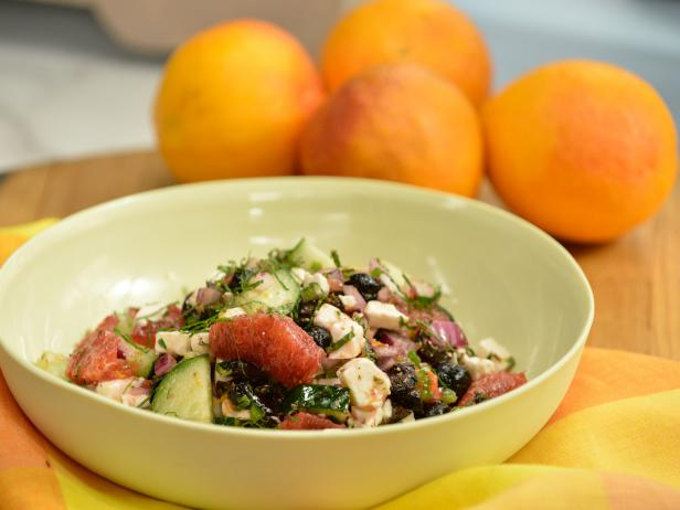 Greek Citrus Salad