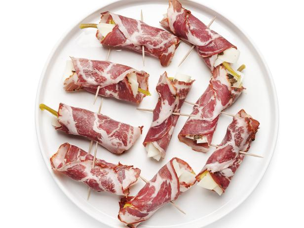 Cheese-and-Coppa Pepperoncini