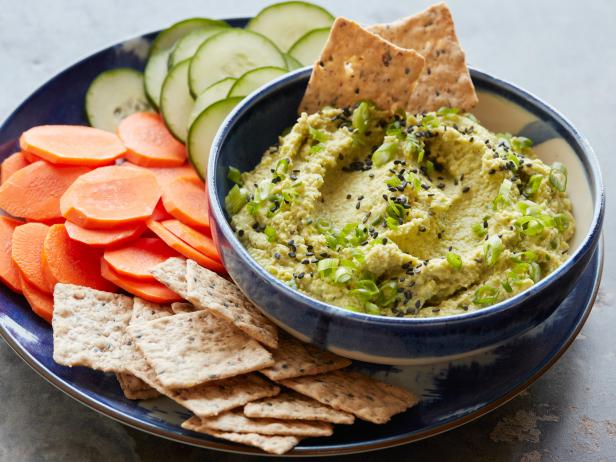 Edamame and Miso Dip
