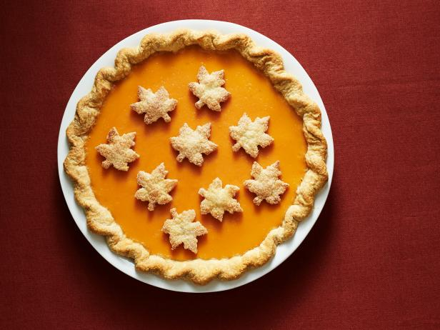 Brandied Sweet Potato Pie