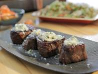Beef Tenderloin Filets with Habanero Butter
