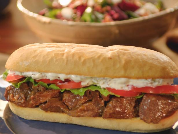 French Beef Sandwich