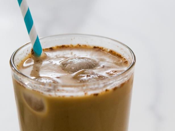 Mexican Iced Coffee with Almond Milk Recipe | Trisha Yearwood | Food ...