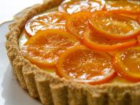 Vanilla Orange Tart