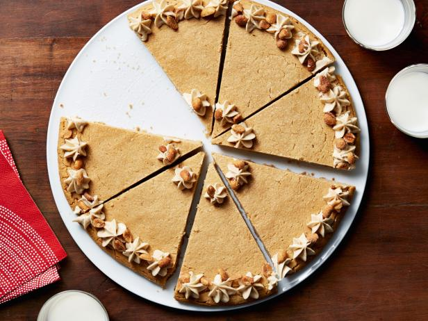 Peanut Butter Cookie Cake