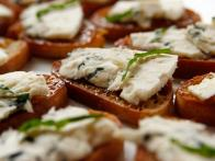 Fig and Blue Cheese Bruschetta