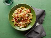 St. Patrick's Day Fried Cabbage