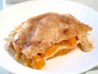 Double-Layer Peach Cobbler