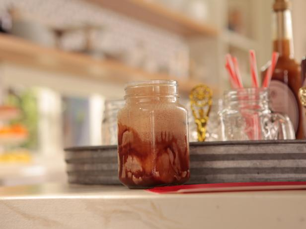 Spiked Root Beer Float Bar