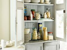 At the very least you'll end up with an organized kitchen and you can check off one of your resolutions.