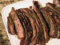 Eddie Jackson's Flank Steak