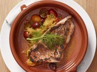 Snapper with Fennel and Tomatoes
