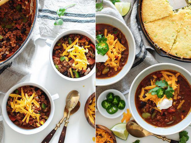 One Recipe, Two Meals: Southwest-Style Chili