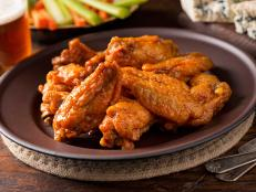 This season may bring a tough challenge for sports fans: a chicken wing shortage.