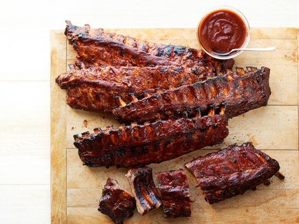 Cola Barbecue Ribs
