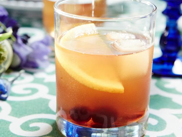 Cherry Old-Fashioned