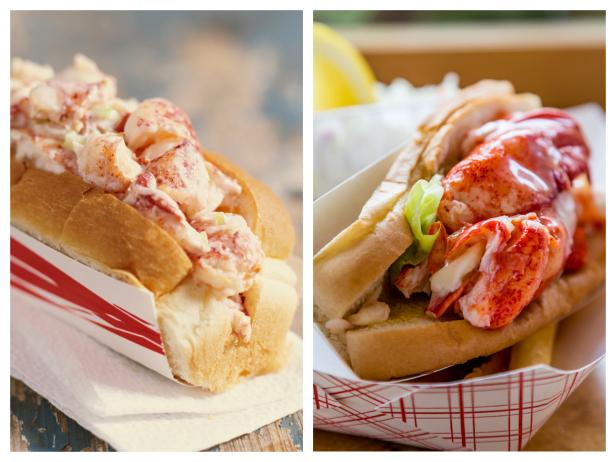 The Great Lobster Roll Debate: Maine- Versus Connecticut ...