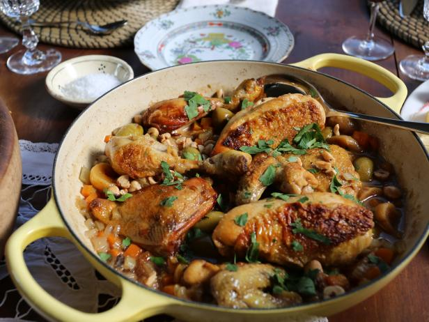 Hazelnut Chicken