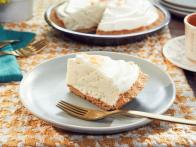Grapefruit Chiffon Pie