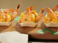 Spicy Calabrian Shrimp