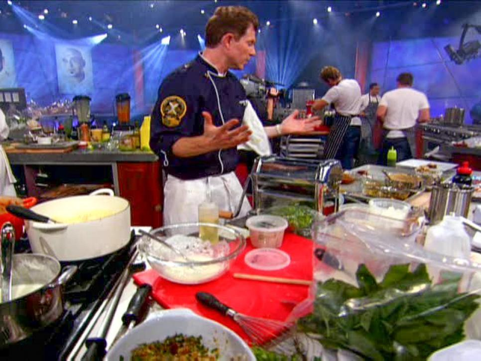 30 of the best craziest things ever said in iron chef for Allez cuisine iron chef